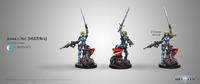 Infinity: Jeanne D'Arc (Multi Rifle)