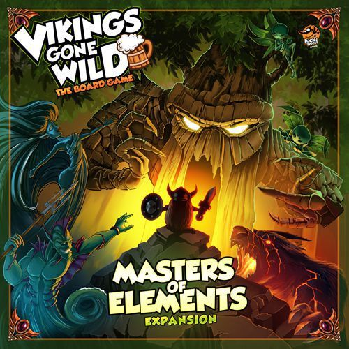 Viking Gone Wild: Masters of Elements - Expansion
