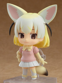 Kemono Friends: Nendoroid Fennec - Articulated Figure
