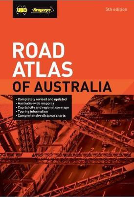 Road Atlas of Australia 5th ed by UBD / Gregory's