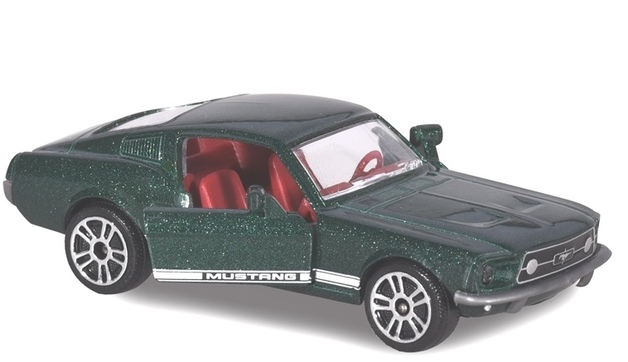 Majorette: Ford Mustang - Vintage Diecast