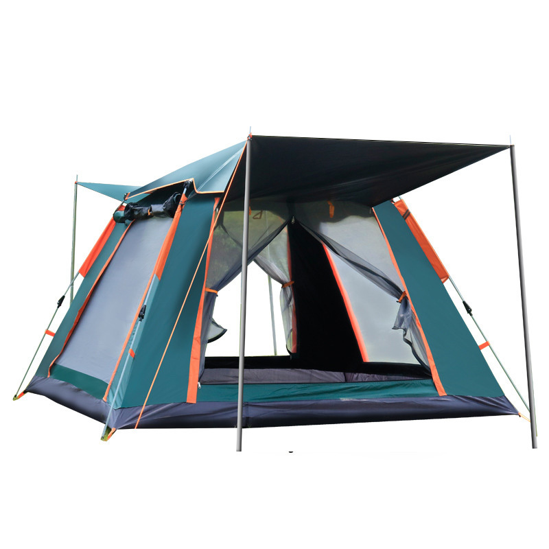 2-3 Person Instant Camping Tent - Waterproof and UV Protection UPF 50+ image