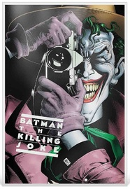 NZ Mint: DC Comics - Pure Silver Foil - Batman: The Killing Joke (35g) image