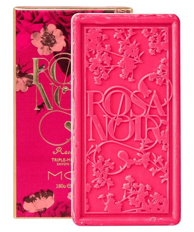 MOR Rosa Noir Triple-Milled Soap (180G)