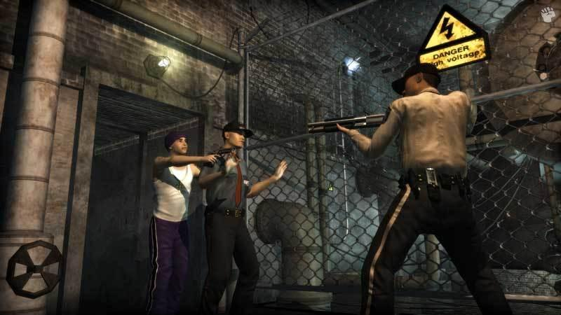 Saints Row 2 (Classics) screenshot