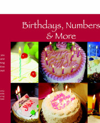 Birthdays, Numbers & More by Patty Blank image