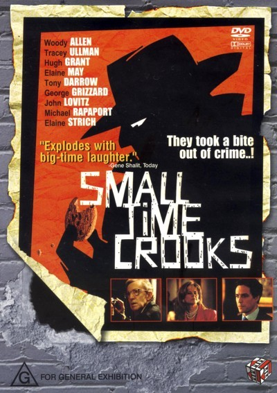 Small Time Crooks on DVD