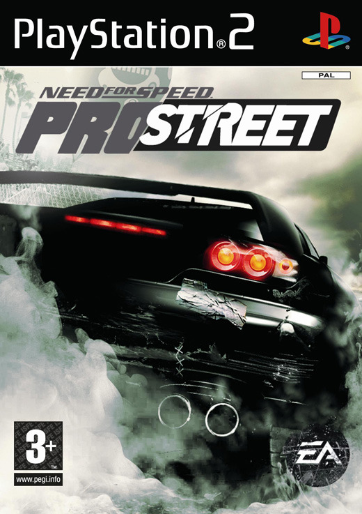 Need for Speed ProStreet for PlayStation 2