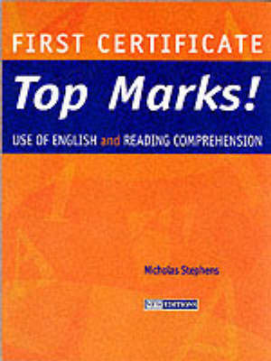 FC Top Marks! Use of English and Reading Comprehension: Teacher's Book by Nicholas Stephens