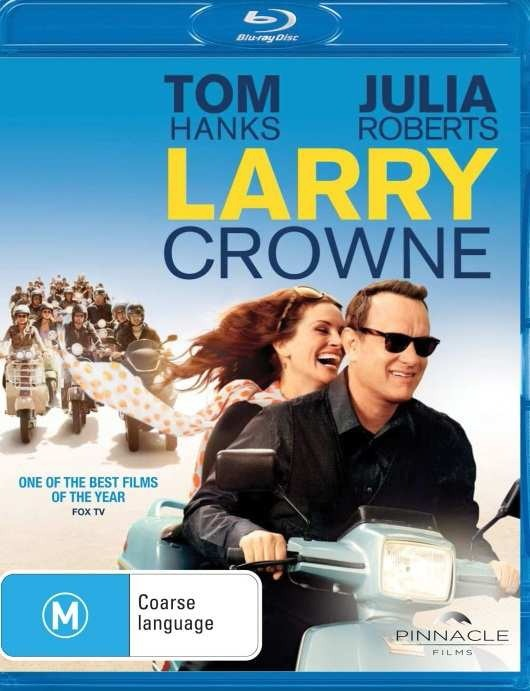 Larry Crowne on Blu-ray