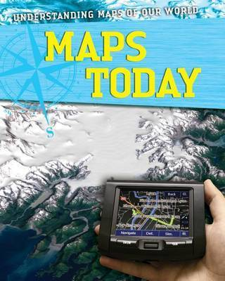 Maps Today by Tim Cooke