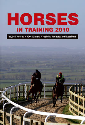 Horses in Training