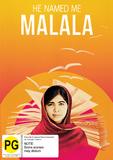 He named me Malala DVD