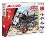 Meccano: 4x4 Off-road Truck