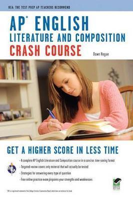 Ap(r) English Literature & Composition Crash Course Book + Online by Dawn Hogue image