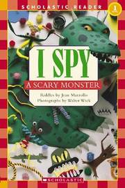 I Spy a Scary Monster by Jean Marzollo