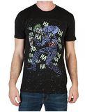 DC Comics: Joker Hahaha Yoke T-Shirt (XL)