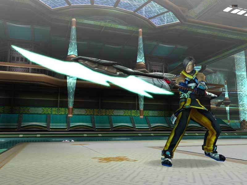 Phantasy Star Universe: Ambition of the Illuminus for PlayStation 2 image