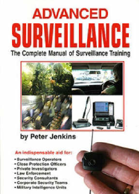 Advanced Surveillance by Peter Jenkins image