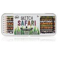 NPW Sketch Safari Pencils