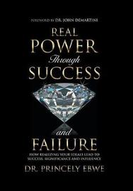 Real Power Through Success and Failure by Dr Princely Ebwe image