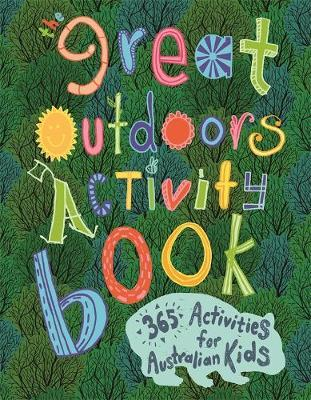 The Great Outdoors Activity Book by DK Australia
