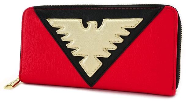Loungefly: X-Men - Phoenix Zip-Around Wallet