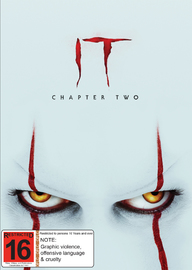 IT: Chapter 2 on DVD