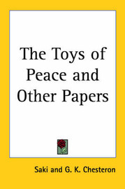 The Toys of Peace and Other Papers by Saki image