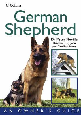 German Shepherd by Mr. Peter R. Neville