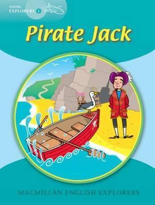 Young Explorers 2 Pirate Jack by Barbara Mitchelhill