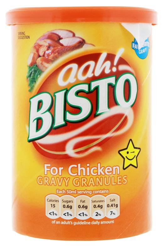 Bisto Chicken Flavour Gravy Granules (170g)