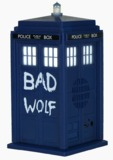 Doctor Who: Bad Wolf TARDIS - Wireless Bluetooth Speaker