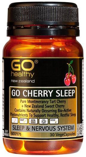 Go Healthy: GO Cherry Sleep (30 Capsules)