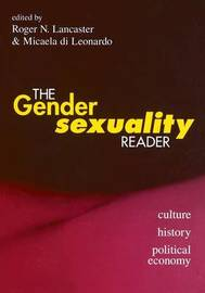 The Gender/Sexuality Reader image