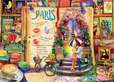 Holdson: 1000pce Life Is An Open Book Puzzle (Paris)