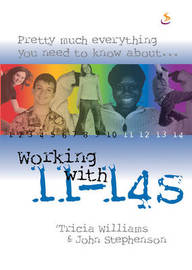 Working with 11-14s by Tricia Williams