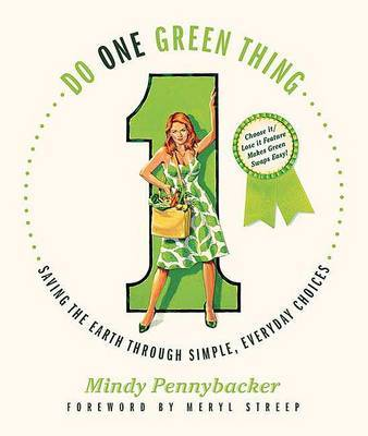 Do One Green Thing by Mindy Pennybacker image