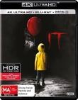 IT (2017) (4K Blu-ray + Blu-ray) on UHD Blu-ray