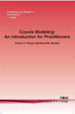 Copula Modeling by Pravin K. Trivedi image
