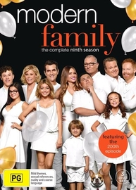 Modern Family: Season 9 on DVD