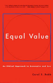 Equal Value by Carol S Robb