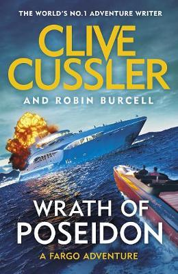 Wrath of Poseidon by Clive Cussler image