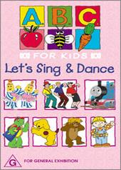 Let's Sing & Dance on DVD