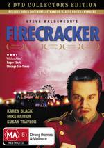 Firecracker (Steve Balderson's) - Collector's Edition (2 Disc Set) on DVD
