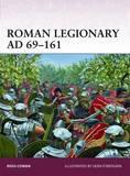 Roman Legionary, AD 69-161 by Ross Cowan