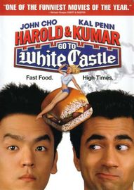 Harold and Kumar Go To White Castle on DVD image