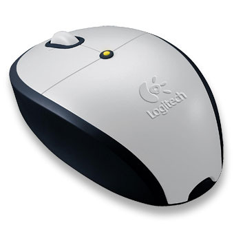 Logitech Cordless Mini Optical Mouse