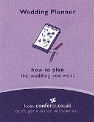 The Wedding Planner by Confetti