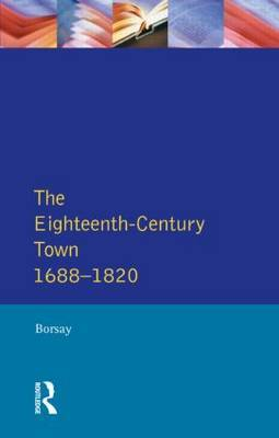 The Eighteenth-Century Town by Peter Borsay image